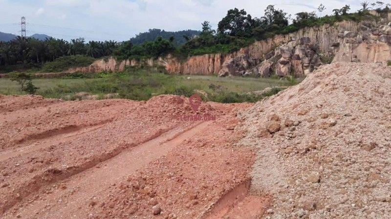 马来西亚采沙矿许可证 + 200英亩永久业权土地待售