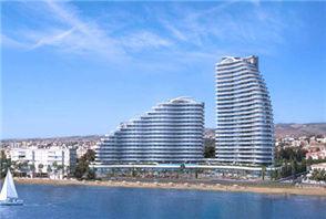 塞浦路斯房产:利马索尔豪华一线海景酒店公寓 送护照