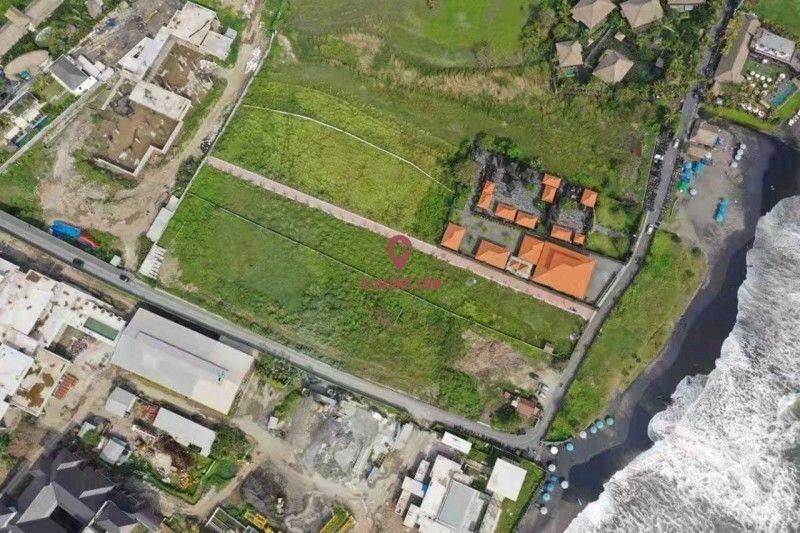 巴厘岛苍古巴图巴朗海边永久拥有产权土地出售