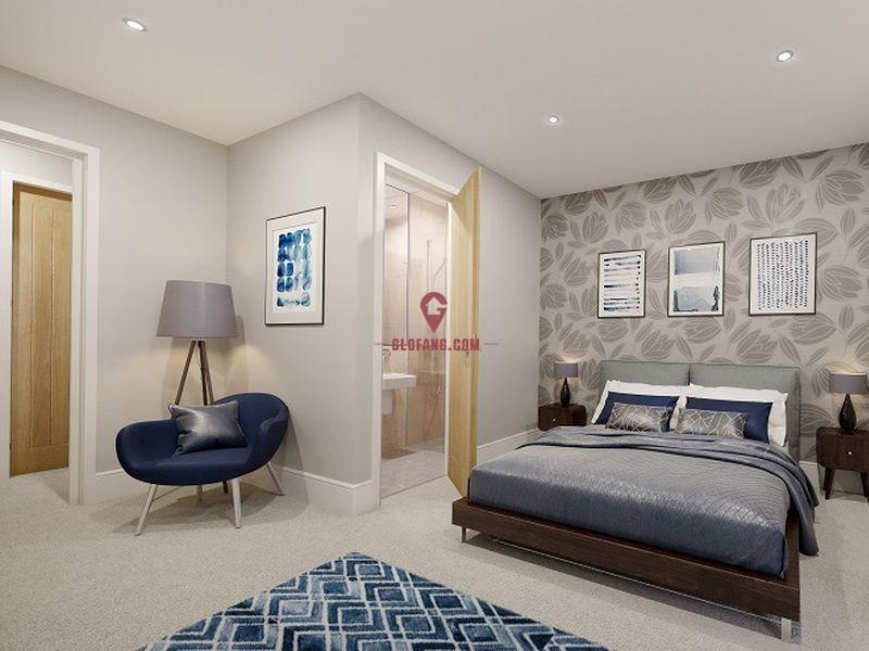 伯明翰市中心住宅投资 | 2021初建成,编号33017