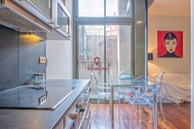 巴塞罗那扩展区瑞欧嘉公寓 投资型