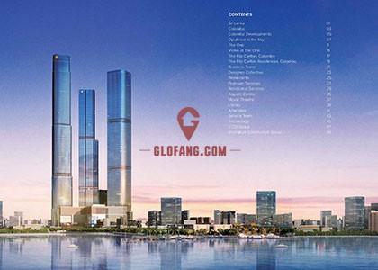 【誉海国际】斯里兰卡The One超高层项目,重磅来袭
