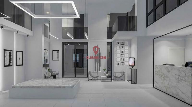 清迈神盘爱诗家开发商又一力作宁曼路Next公寓总价仅46万起,编号24154