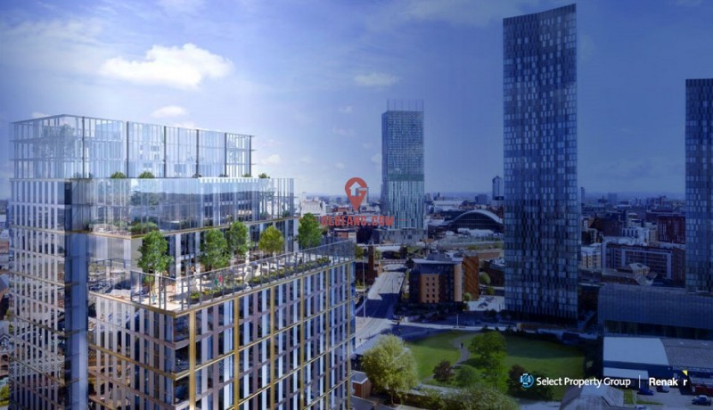 曼彻斯特豪宅:维多利亚雅居 5年预测投资回报率69%