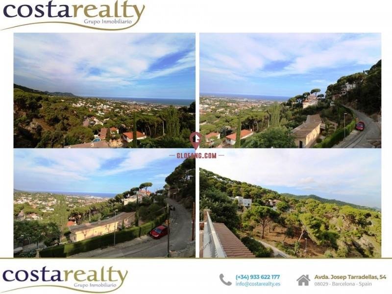 巴塞罗那建筑用地 08338.1