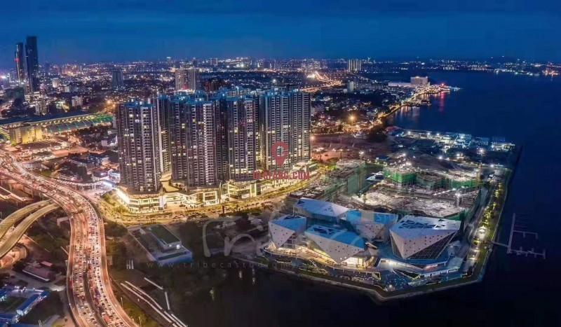 首付10万买新加坡旁富力公主湾