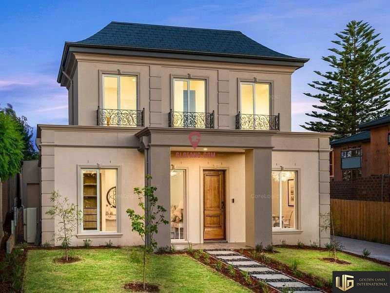 澳大利亚墨尔本Surrey hills全新现房法式豪宅