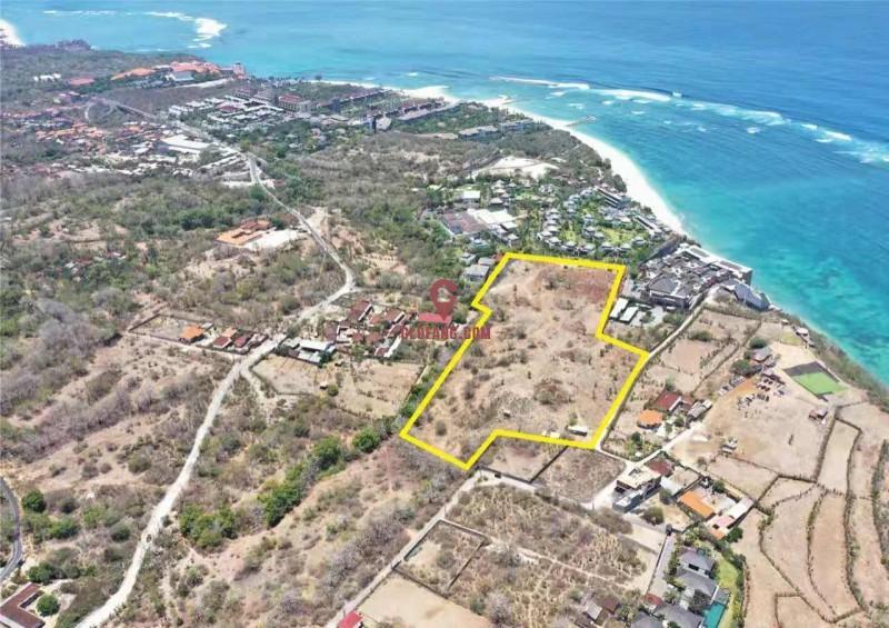 巴厘岛鲁沙杜瓦海边永久拥有产权土地出售