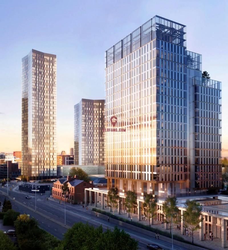 英国名校区公寓 明年交房 首付45万起