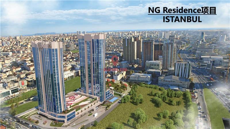 土耳其伊斯坦布尔NG公寓