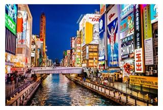 """""""大阪大妈""""逐渐成为面向中国游客的观光资源"""