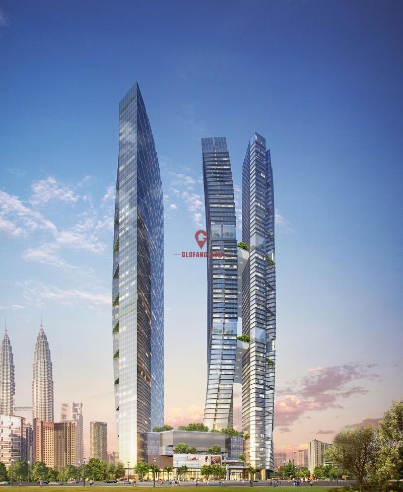 YOO8 品牌公寓 - 吉隆坡 II