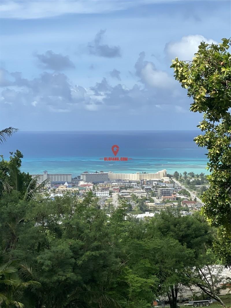 美国塞班岛核心地带地块,仅6万美金890平,编号38881
