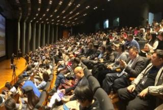 11月11日全国上演浪漫跨国恋情——《柬爱》北京首映发布会圆满举行