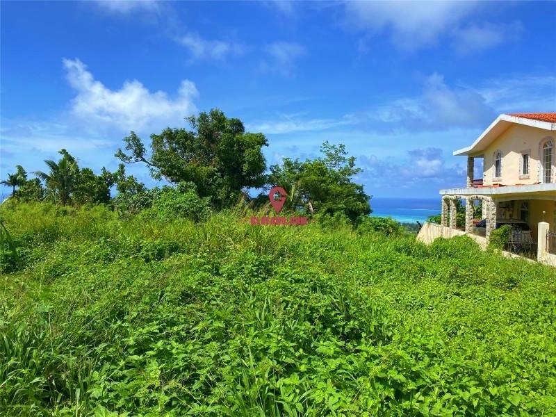 塞班岛核心地带土地,仅需4万美金890平,编号37450