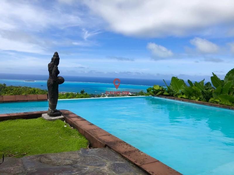 美国塞班岛超级海景别墅