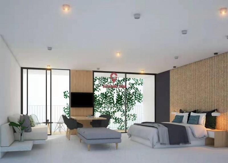 巴厘岛馨乐庭巴瓦拉海滩高端酒店公寓1室,编号39037