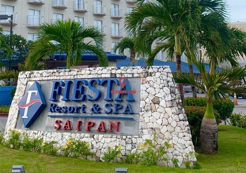 美国塞班岛市区核心繁华地段稀有酒店地块