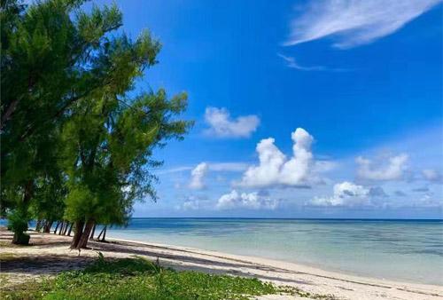 塞班岛沙滩地块每平仅500美金