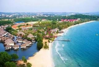 柬埔寨西港五大战略全面实施,投资太子•金海湾即享红利