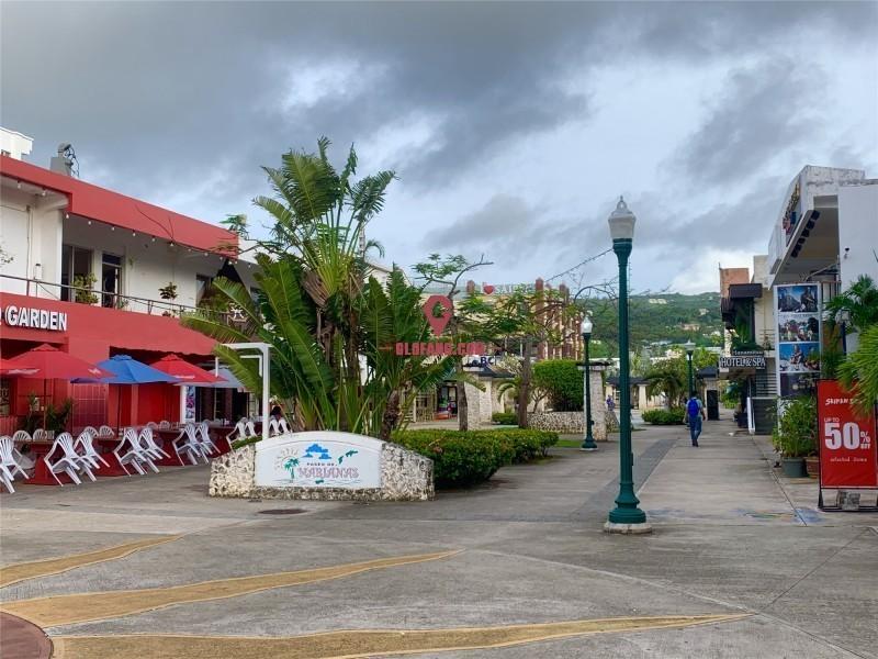 塞班岛市区核心繁华地段稀有酒店地块