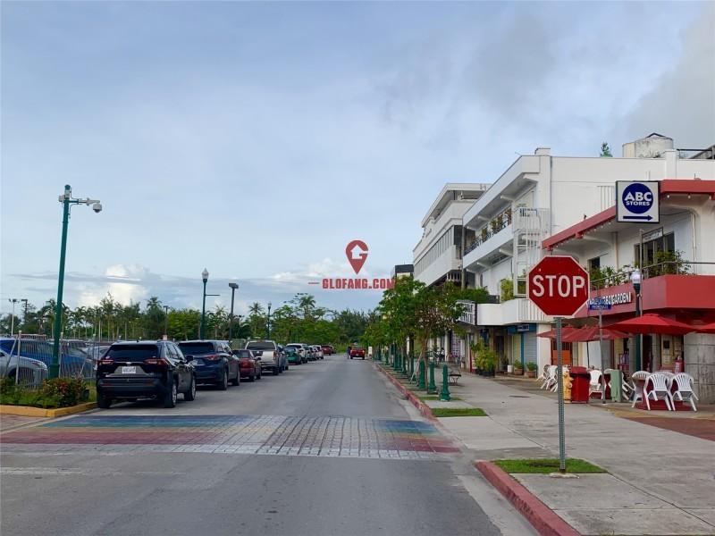 美国塞班岛市区核心繁华地段稀有酒店地块,编号39243