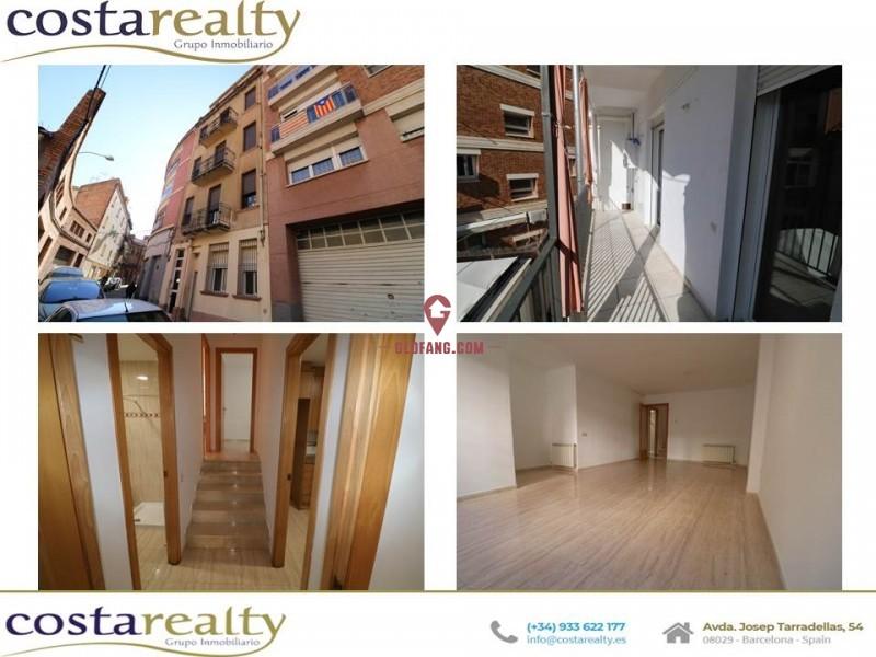 巴塞罗那Manresa四层楼整栋出售 08241.1