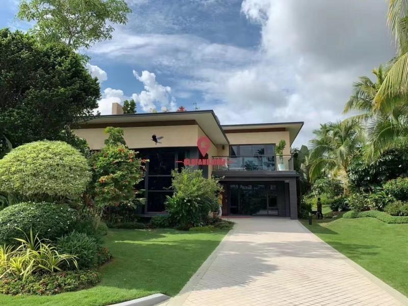 马来西亚碧桂园森林城市高端别豪华高尔夫别墅首付24万起