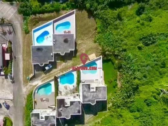 塞班岛市区核心无敌海景泳池别墅,编号39392