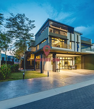 马来西亚新山美迪尼现房-双威联排别墅-毗邻学区及完美规划社区