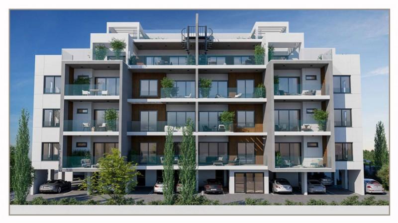 塞浦路斯利马索尔市中心海滨公寓 送绿卡