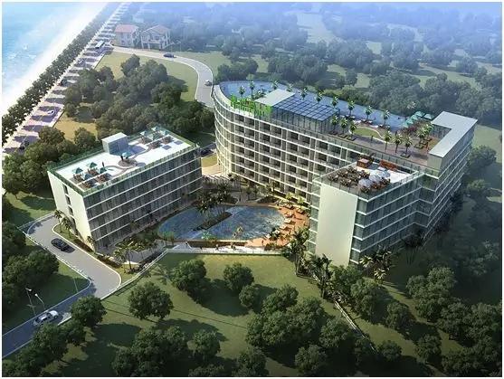 【誉海国际】薄荷岛1号 菲律宾邦劳岛地标级酒店公寓建筑