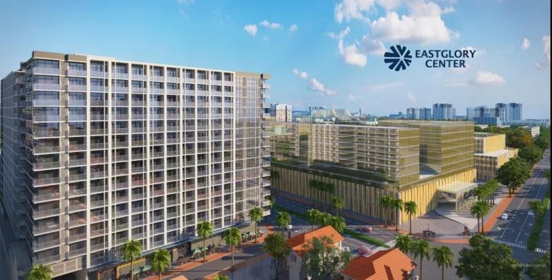 马尼拉东辉中心-新濠天地正对面10年包租