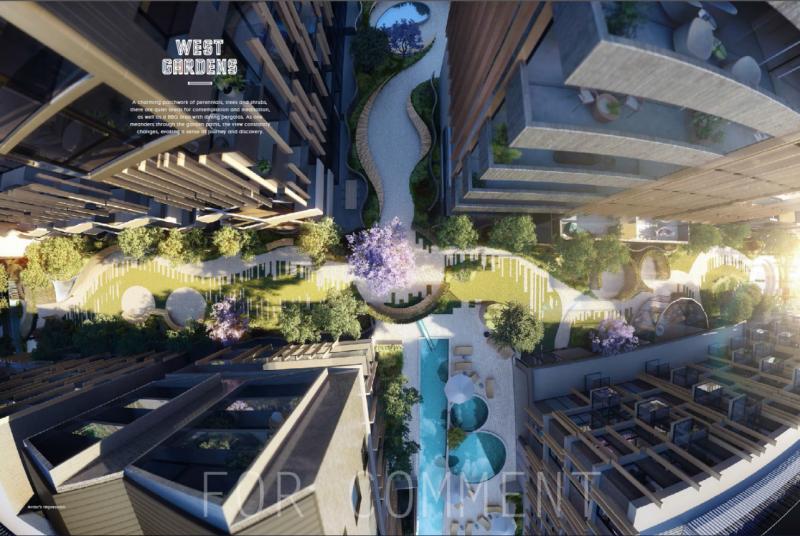 澳大利亚墨尔本豪门打造低密度轻奢公寓——墨公馆,编号39989