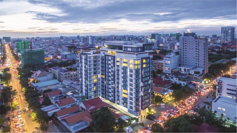 新加坡著名开发项目-silvertown白银城