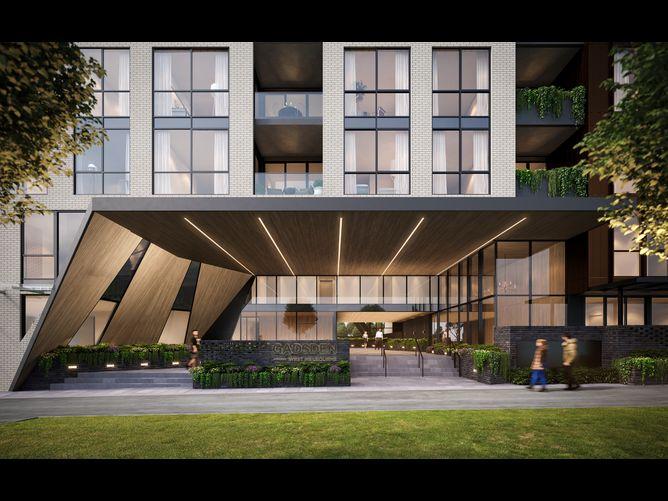 西墨尔本全新低密度高性价比公寓仅50万,楼下就是交通枢纽!