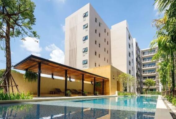 清迈特价雅致公寓!兰纳风格、环境优美、清迈养老生活圈好去处!