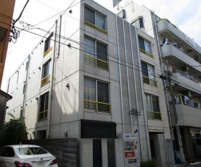 日本 东京 投资公寓 新宿区车站徒步10分内