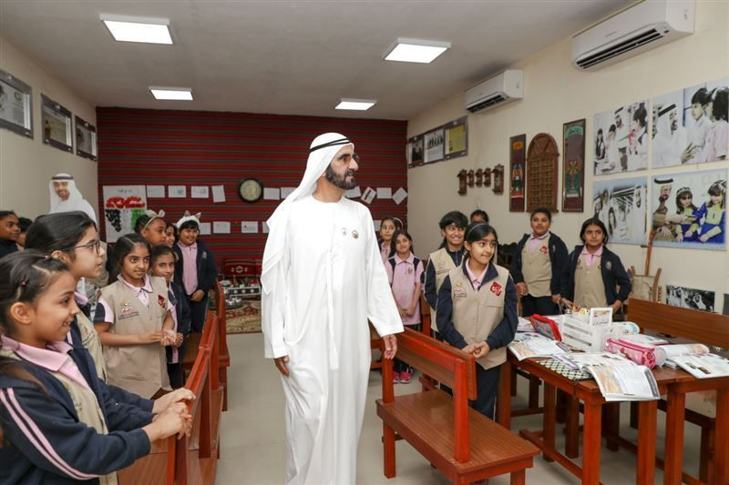 sheikh-mo-school-visit