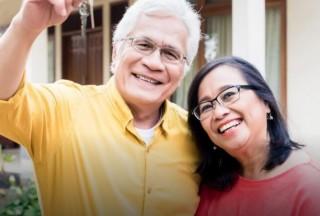 美国房主的平均年龄是55岁