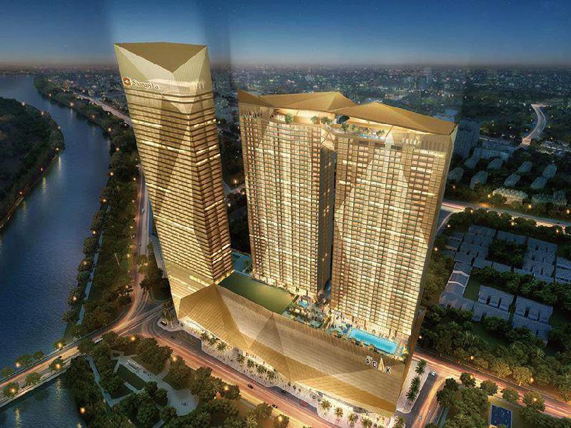 The Peak--柬埔寨房产巅峰之作,柬埔寨首都未来新地标