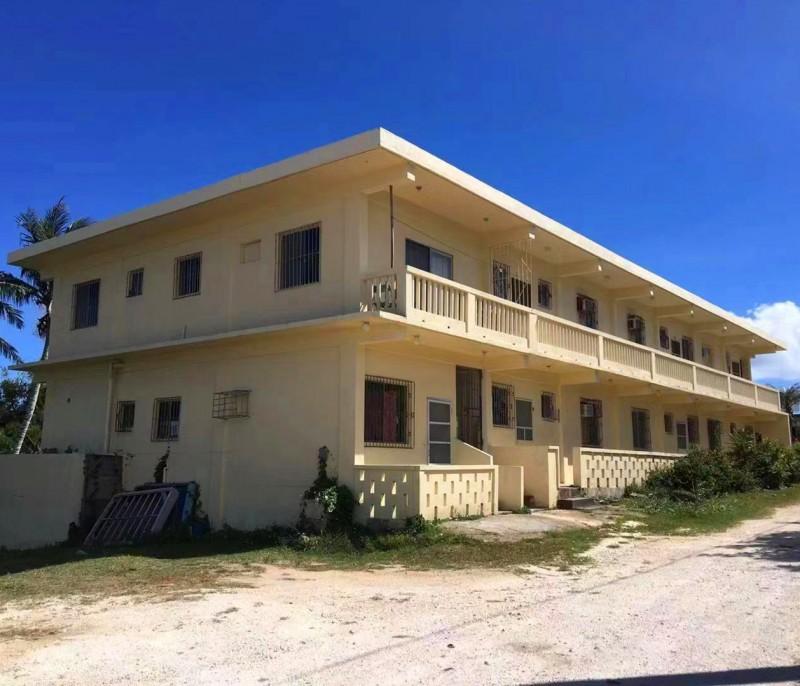 美国塞班岛豪华海边公寓楼