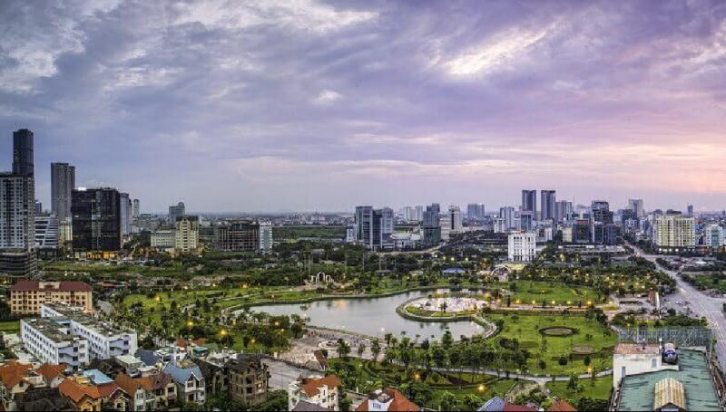 河内CBD商业中心Hanoi Paragon