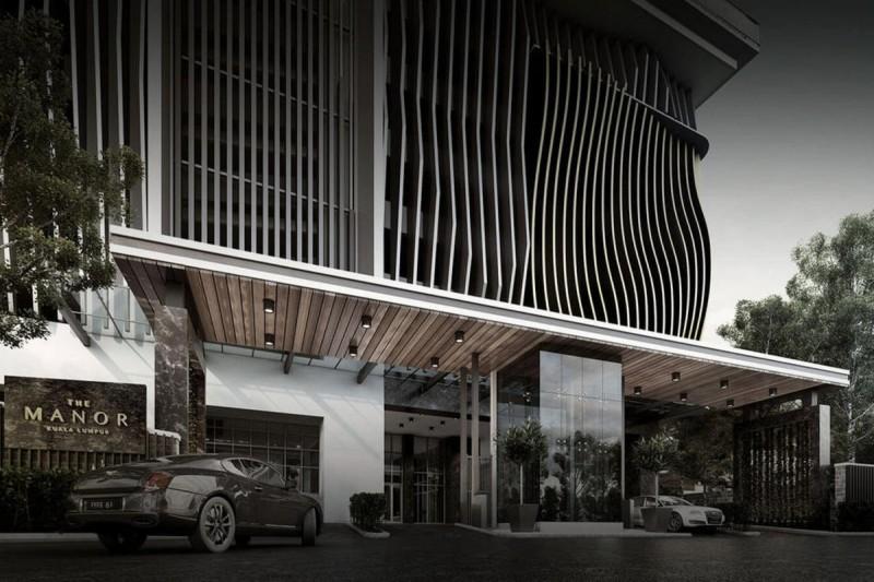 吉隆坡 The Manor (1房)