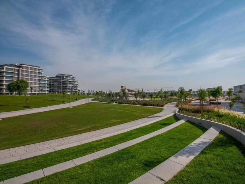 Emaar Park Ridge 迪拜山庄的中央公园公寓