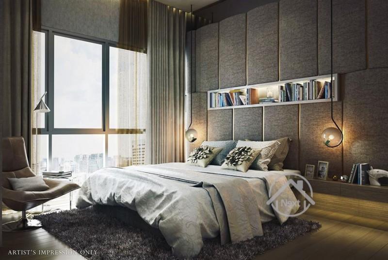 The Luxe麦哲伦双钥匙公寓 -- 吉隆坡