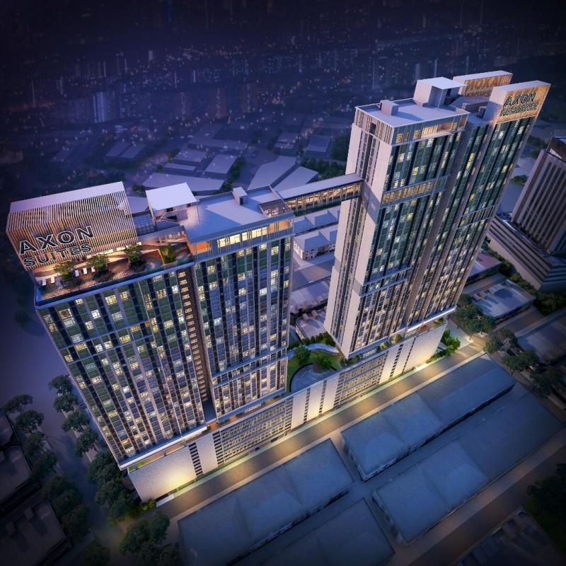 马来西亚吉隆坡Axon公寓-周边设施齐全且价格实惠公寓,编号41461