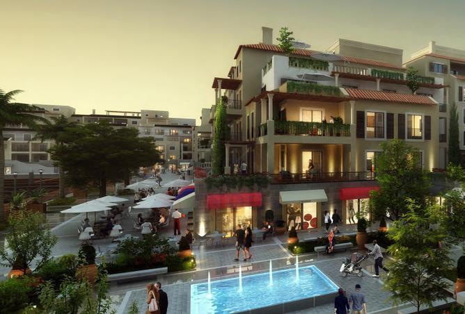 迪拜房产:Meraas La mer 花园公寓,海景房