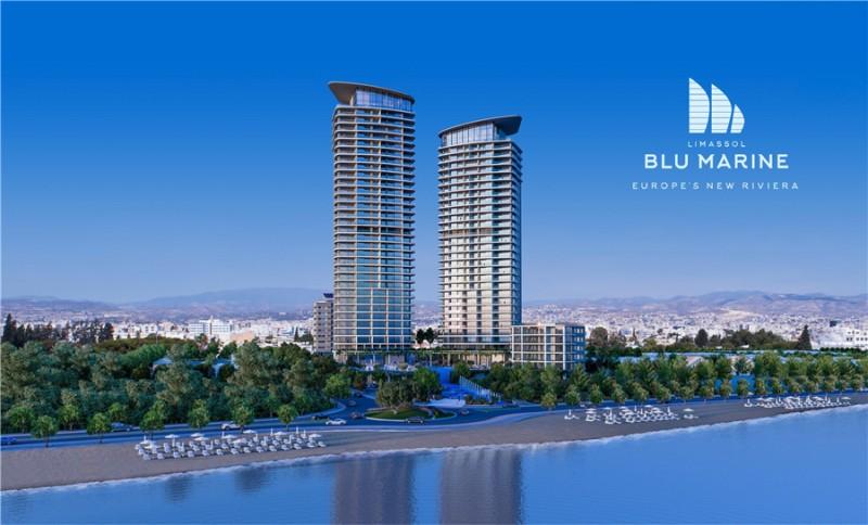 利马索尔蓝色港湾 海景高层 200万欧2套