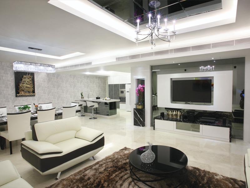 吉隆坡兆丰公寓 KL Trillion (5+1卧5卫浴)